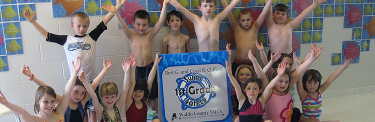 First Grade Swimmers